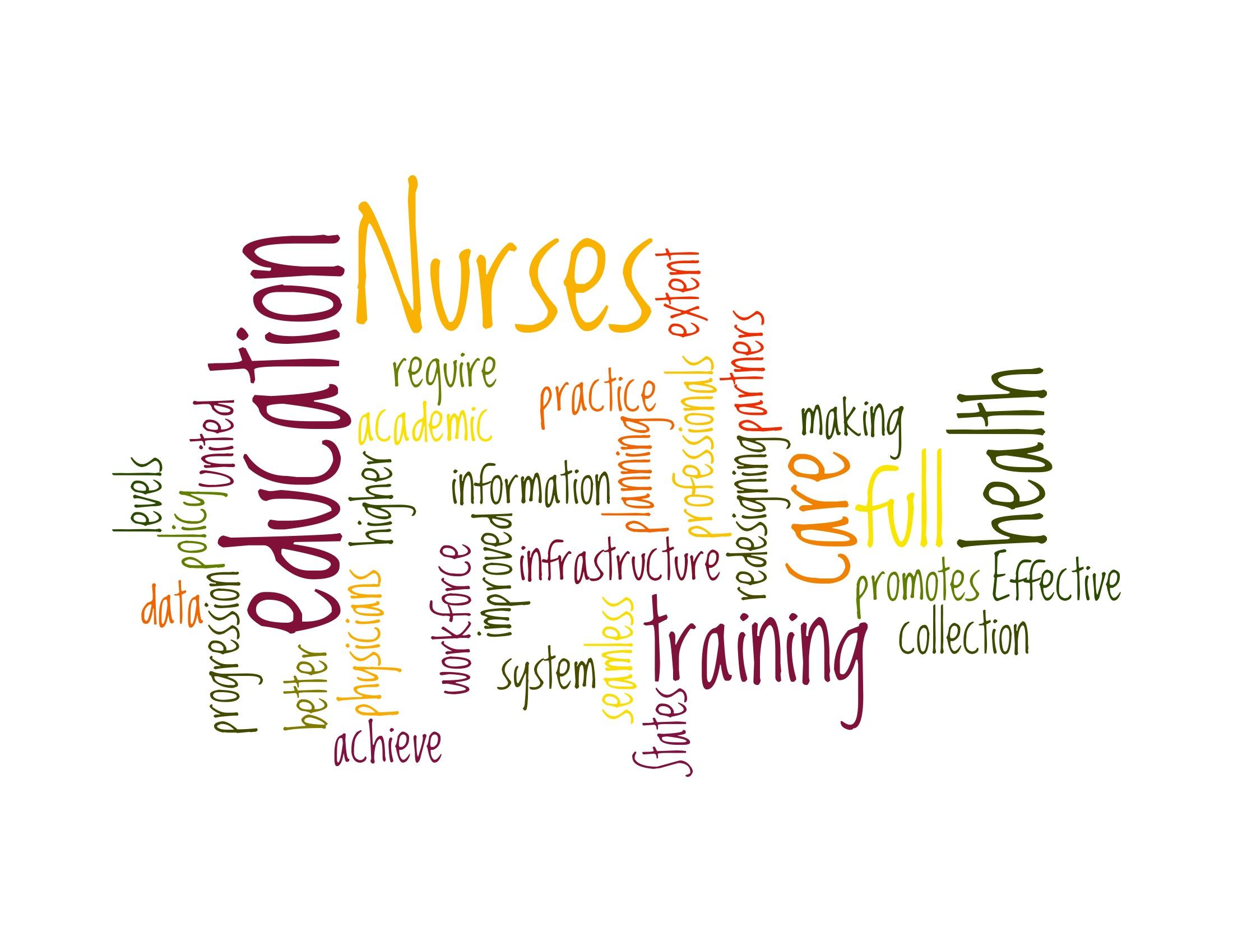 Iom report impact on nursing